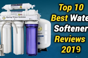 Best Water Softener Reviews and Buyers Guide 2019